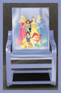 rebecah's Princess Living Room Chair