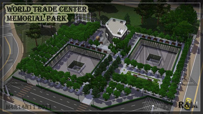 M4r14n1139s World Trade Center Memorial Park