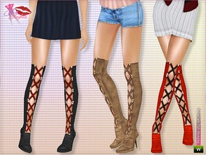 Sims 3 Clothing 39boots39