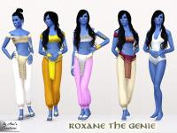 AniFlowersCreations' Roxane the Magic Genie by Ani's Creations