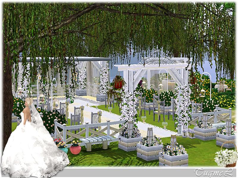 Tugmel39s Summer Wedding Place Full Furnished