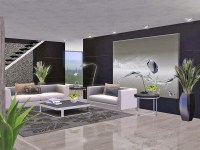 sims 3 living room ung999 s modern living