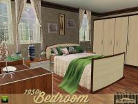 BuffSumm's 1950s Bedroom
