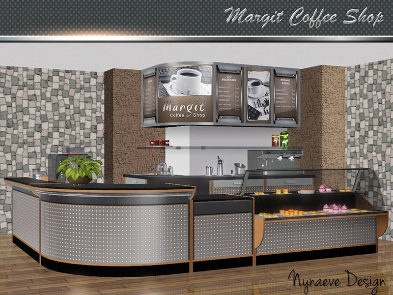 Nynaevedesign39s Margit Coffee Shop