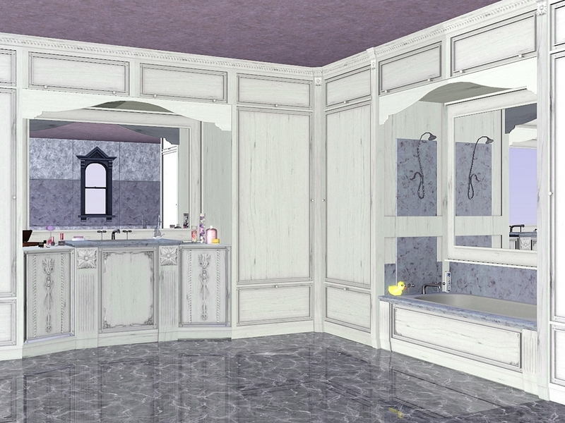 Home » Sims 3 Badezimmer » Flovvu0027s Luxurious Wood Bathroom. Flovvu0027s  Luxurious Wood Bathroom