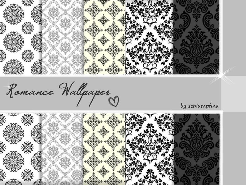 Black And White Marble Wallpaper Schlumpfina90 S Romance Wallpaper