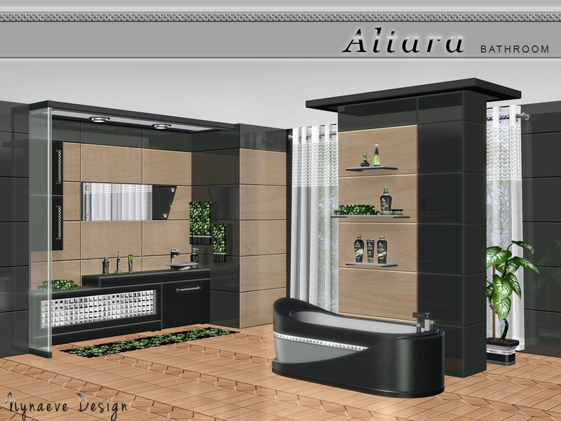 Perfekt Sims 3 Bathroom Sets