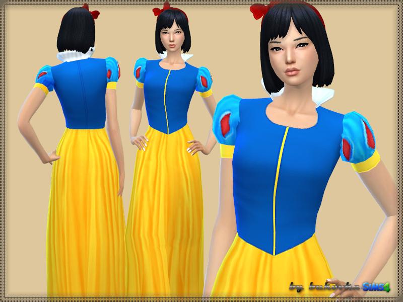 Bukovka39s Snow White Dress