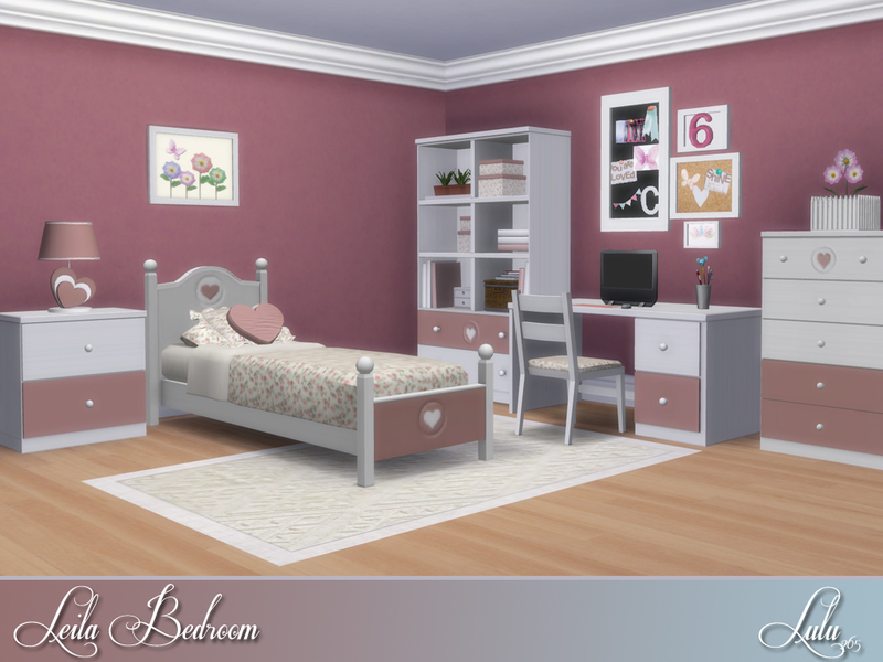 Lulu26539s Leila Bedroom
