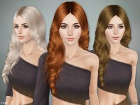 Cazy's Lisa Hairstyle B - Sims 3