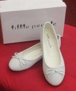 Little people communion shoes