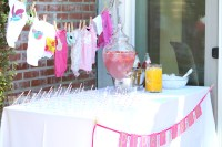 Baby Girl Shower Ideas | Party Favors Ideas