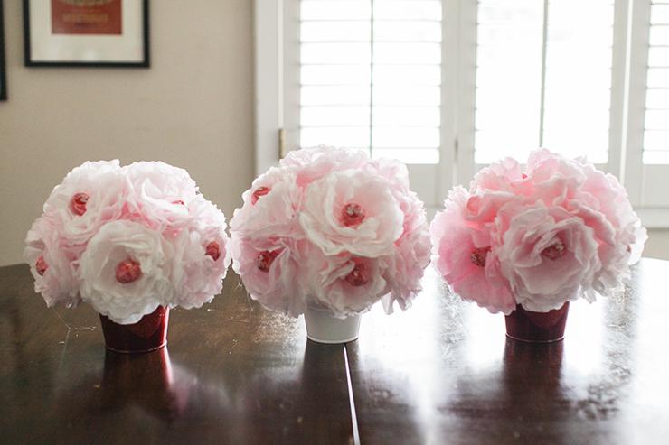 Lollipop Bouquet Valentine\u0027s Day Party Decoration
