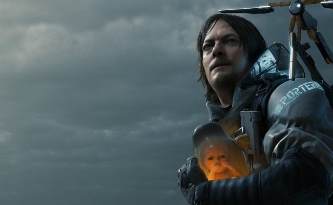 Death Stranding Appears To Include Some Online Elements Players Will Create Strands Together