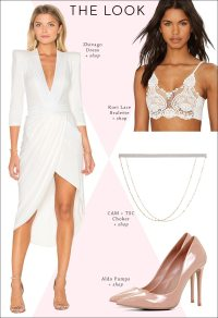 Bridal Shower Outfit & Details That Made All The Difference