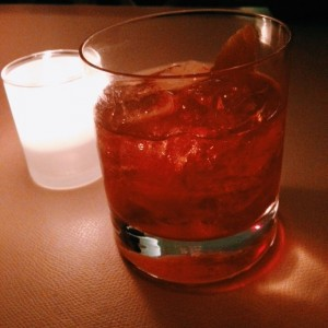 Old Fashioned kinda night