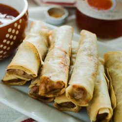 How to Make Lumpia or Filipino Egg Rolls plus VIDEO