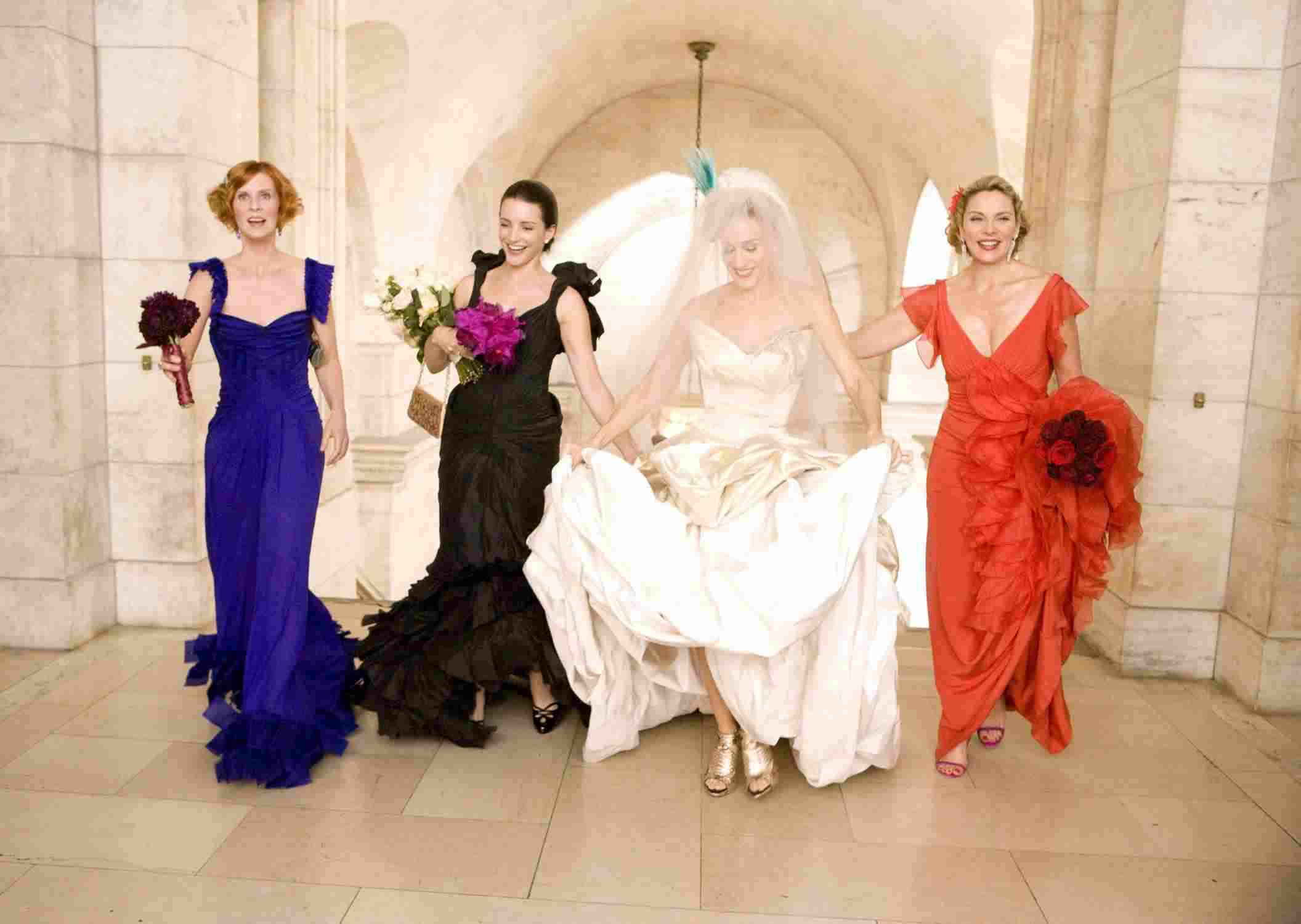 Top 10 worst bridesmaid gowns theskinnystiletto this ombrellifo Images