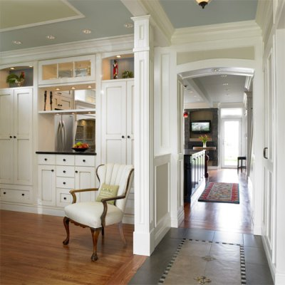 Heritage Style Home Renovation | The Sky is the Limit - Interior Design Concepts