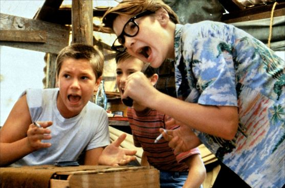 Scene from Stand by Me 1986
