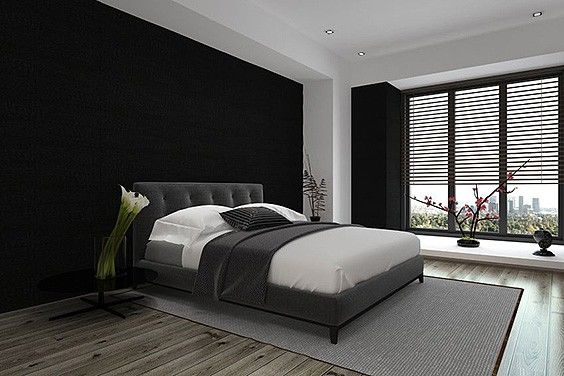 33 Bedroom Rug Ideas - Area Rugs and Decorating Ideas - bedroom area rug ideas