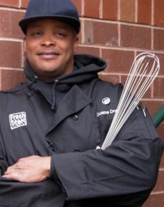 Duane Drake, kitchen manager