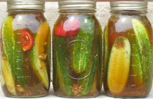 Pickles like you will never find in the store
