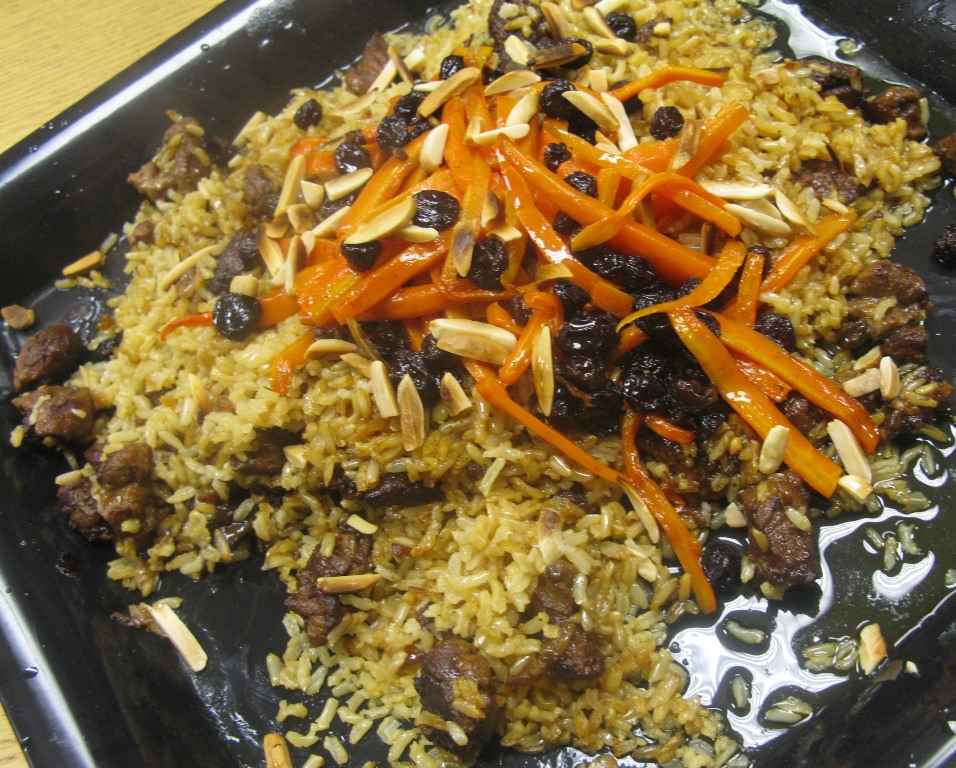 Kids make afghani lamb rice pilaf the slow cook february 17th 2013 1 comment posted in kids recipes forumfinder Image collections