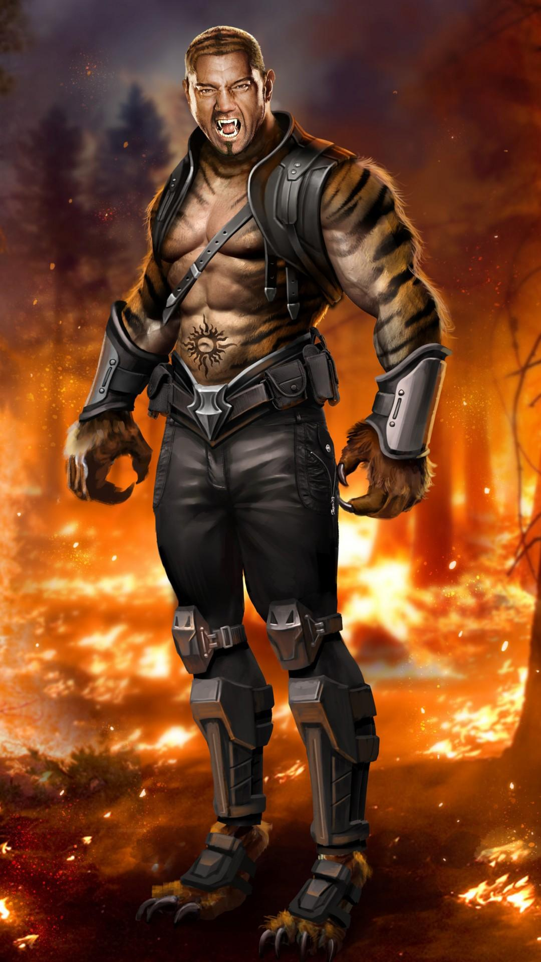 Cool 3d Skull Wallpapers Mobile Wallpapers Wwe Immortals Wallpapers For Ios Amp Android
