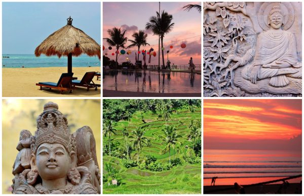 Bali Collage