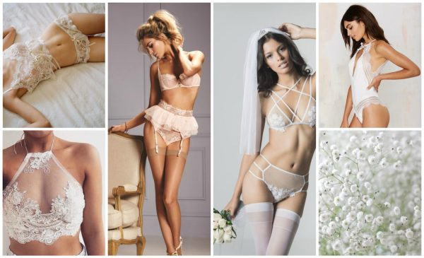 Invest in High-Quality Lingerie Collage