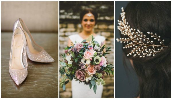 New Twists on the Bridal Details