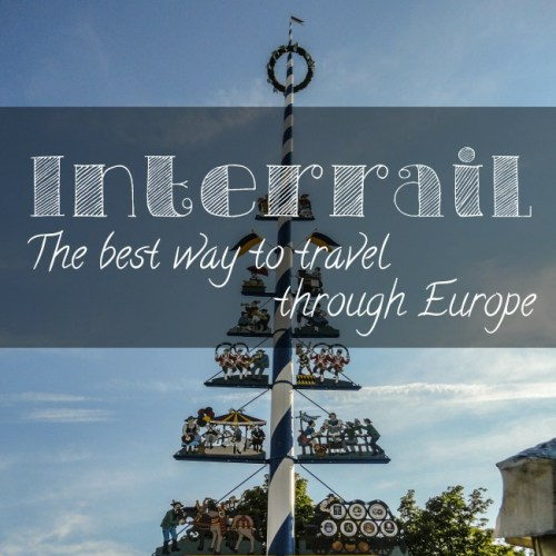 Interrail, the best way to travel through Europe