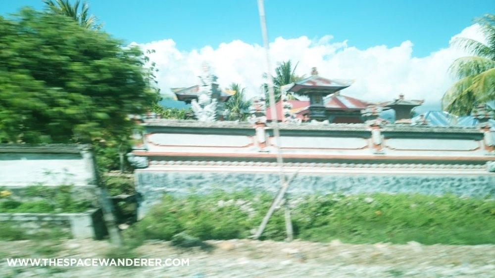 Kampung Bali di daerah Parigi, Sulawesi Tengah