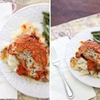 Slow Cooker Turkey Meatloaf