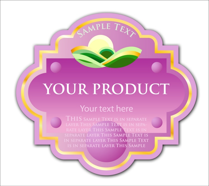 Products-Labels Labels-Printing