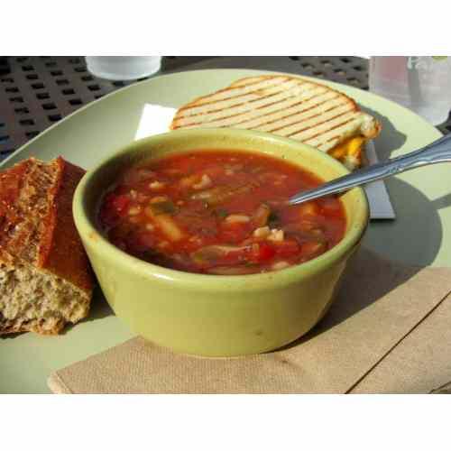 Medium Crop Of Panera Bread Soup