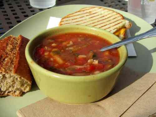 Medium Of Panera Bread Soup