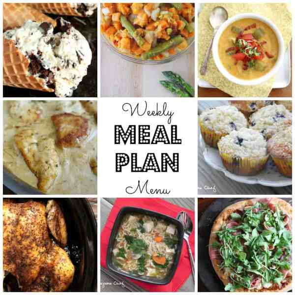 Weekly Meal Plan 072516-square