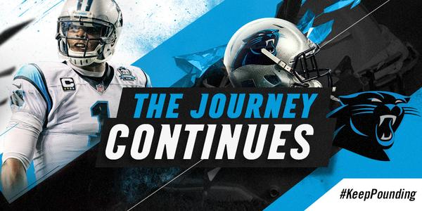 The Carolina Panthers Found A Unique Way To Engage With Fans During Their Wild Card Game