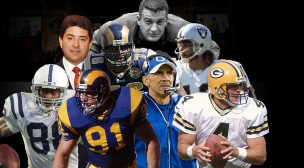 NFL HOF, Class of 2016 (photo, profootballhof.com)