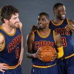 Will Cavs repeat? (photo, Yahoo! Sports)