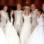 Four Siblings Share Wedding