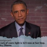 Obama Reads Mean Tweets, Burns Donald Trump