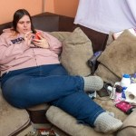 Jodie Sinclair, 28, Is The Woman Who Is Too Fat To Work