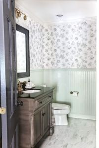 Tile Design For Small Bathroom Floor | Review Home Co