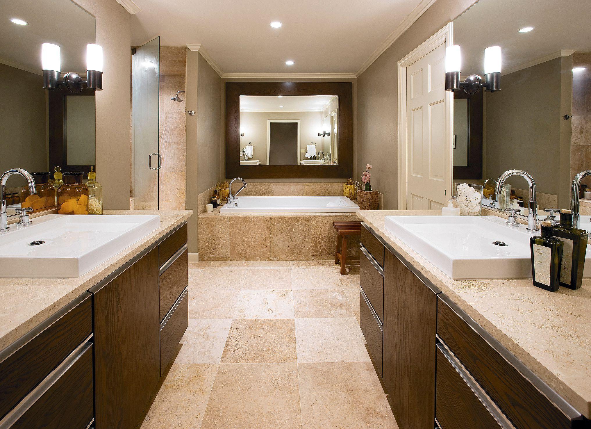 Top 5 Bathroom Flooring Options