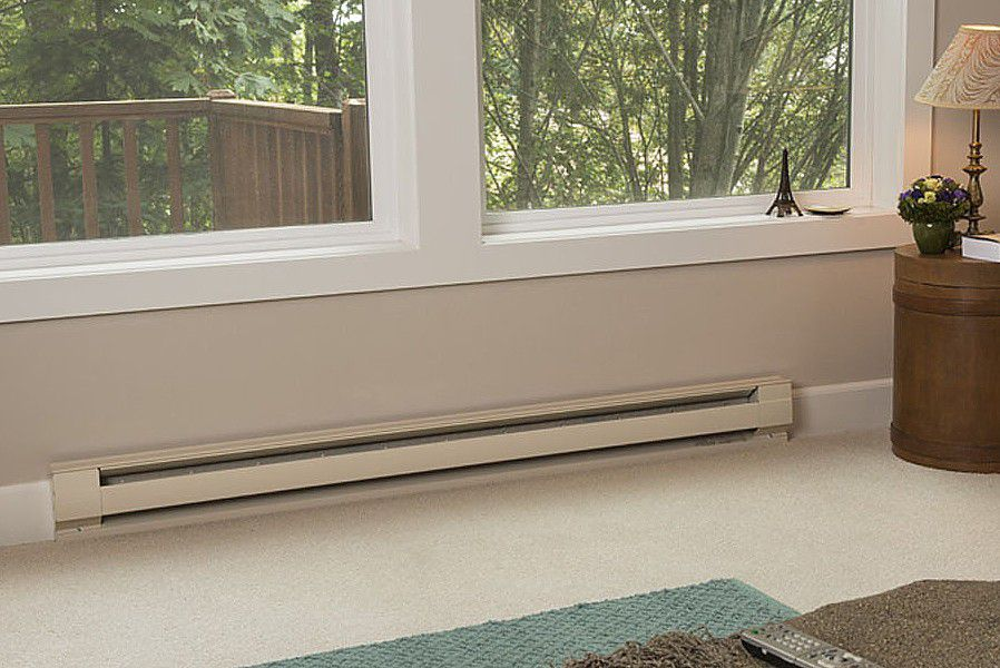 How To Install A 240 Volt Electric Baseboard Heater