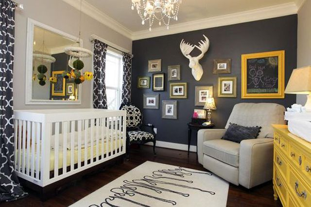 17 Gender Neutral Color Schemes For Baby39s Nursery