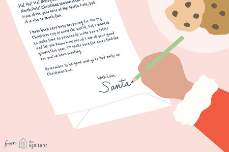 Santa Claus Letters Santa Claus Letter Write A Letter To
